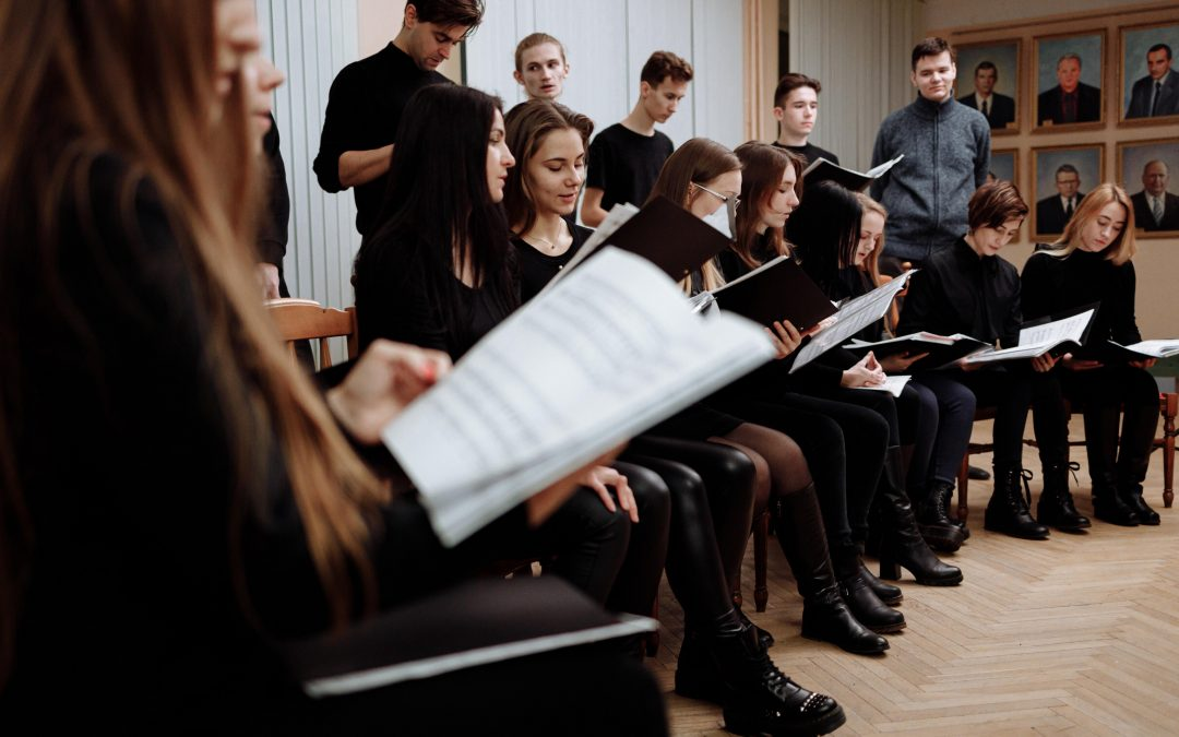 What happens to the Stay At Home Choir when we no longer have to 'Stay At Home'?