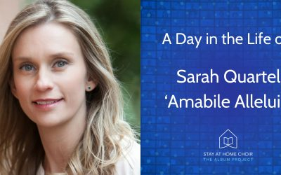 A Day in the Life of Choral Composer Sarah Quartel